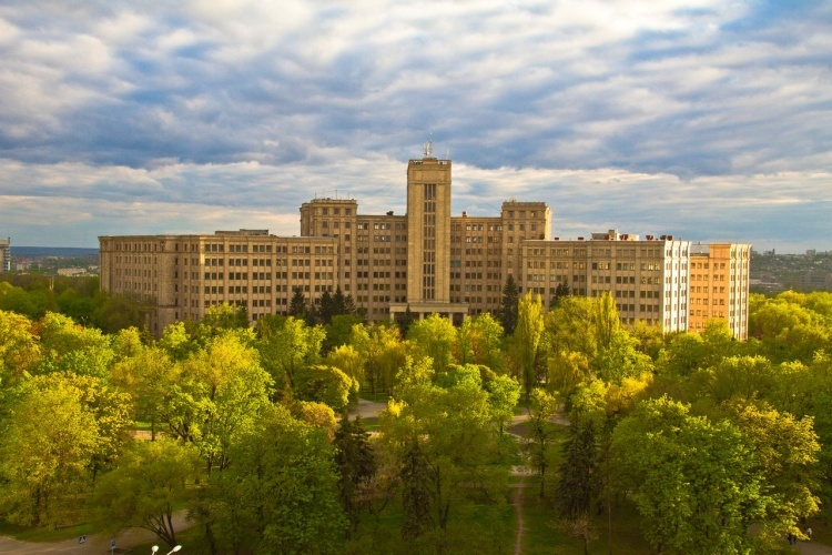 Consolidated Ranking of Universities of Ukraine: Karazin University in the Forefront